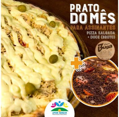 Pizza - Combo (Assinantes)